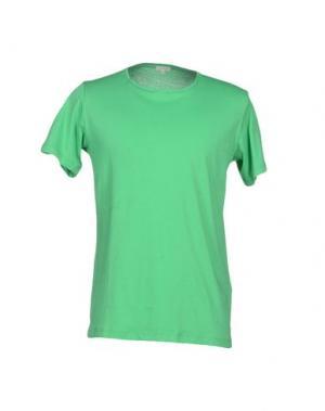 Футболка BLUEMINT. Цвет: светло-зеленый