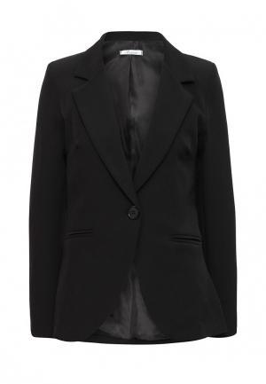 Пиджак Aurora Firenze. Цвет: черный