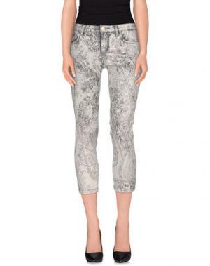 Джинсовые брюки NELL&ME. Цвет: серый