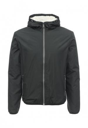 Куртка утепленная Bata. Цвет: зеленый