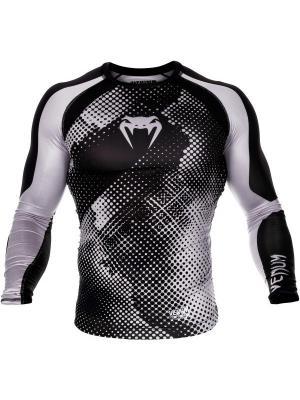 Лонгслив Venum Technical Black/Grey L/S. Цвет: черный, серый