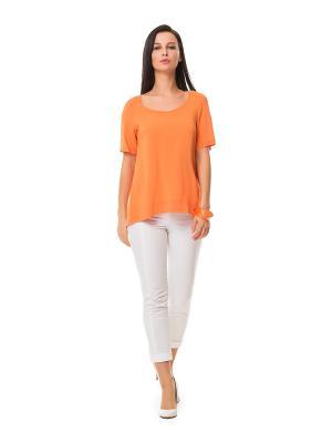 Блузка HELMIDGE. Цвет: оранжевый