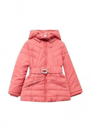 Куртка утепленная Lemon Beret. Цвет: розовый
