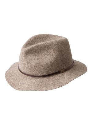 Шляпа Bailey. Цвет: коричневый, серый