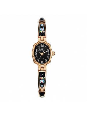 Часы Mikhail Moskvin. Цвет: черный, золотистый