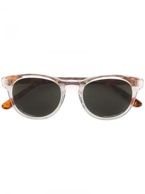 Солнцезащитные очки Timeless Han Kjøbenhavn. Цвет: коричневый
