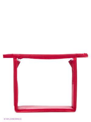 Несессер Авиа-1 Cross Case. Цвет: красный