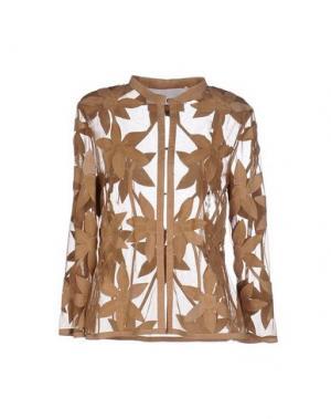 Пиджак CABAN ROMANTIC. Цвет: верблюжий
