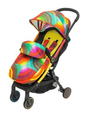 Прогулочная коляска Sweet Baby Combina Tutto Аrcobaleno. Цвет: желтый, зеленый, красный