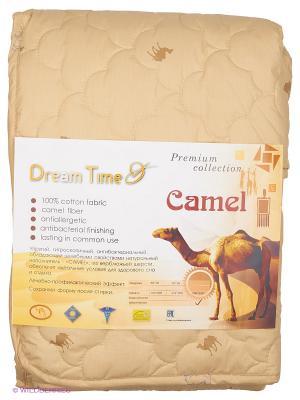 Одеяло Dream time. Цвет: бежевый