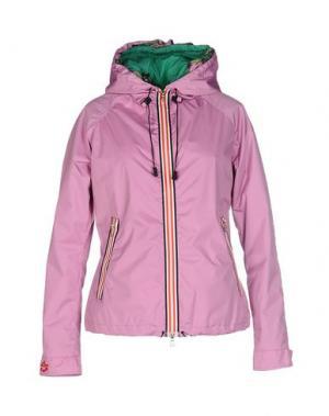 Куртка CANADIAN. Цвет: розовый