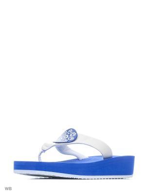 Пантолеты KEDDO. Цвет: синий