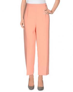 Повседневные брюки ANNARITA N.. Цвет: абрикосовый