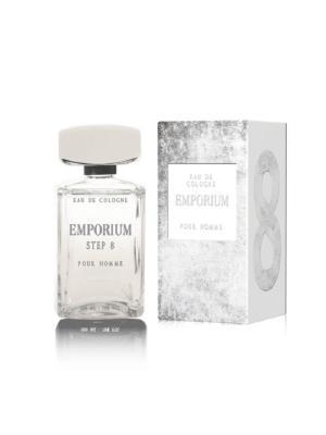 Step 8 men EDC 100ml Brocard Parfums. Цвет: светло-серый