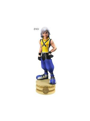 Фигурка Kingdom Hearts Riku Neca. Цвет: синий
