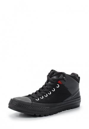 Кеды Converse. Цвет: черный