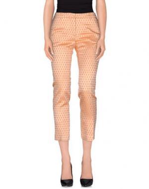 Повседневные брюки TRĒS CHIC S.A.R.T.O.R.I.A.L. Цвет: оранжевый