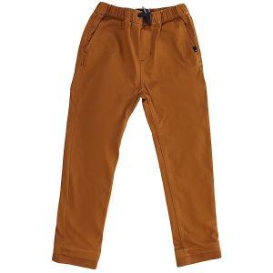 Штаны прямые детские  Tapopantby K Rubber Quiksilver. Цвет: коричневый