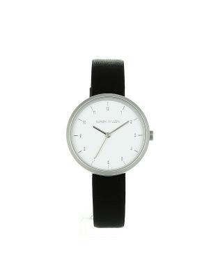 Часы KAREN MILLEN. Цвет: черный