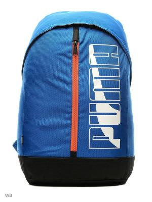 Рюкзак Pioneer Backpack II PUMA. Цвет: голубой