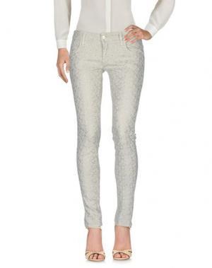 Повседневные брюки SHAFT DELUXE. Цвет: бежевый