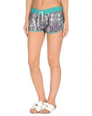 Пляжные брюки и шорты F**K PROJECT. Цвет: зеленый