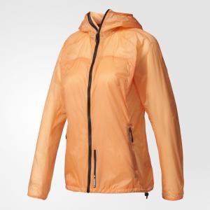 Ветровка TERREX Mistral  adidas. Цвет: оранжевый