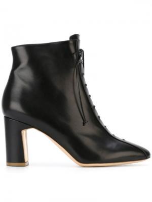 Ботинки по щиколотку Rupert Sanderson. Цвет: чёрный