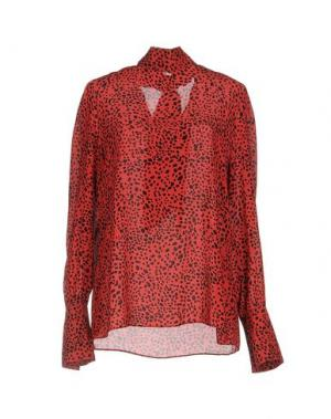 Блузка PINK MEMORIES. Цвет: красный
