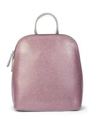 Рюкзак,сумка Elite Style. Цвет: сиреневый