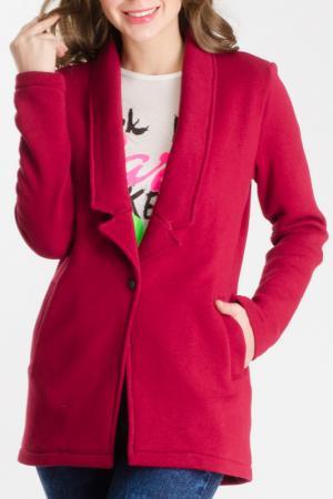 Куртка Rocawear. Цвет: красный