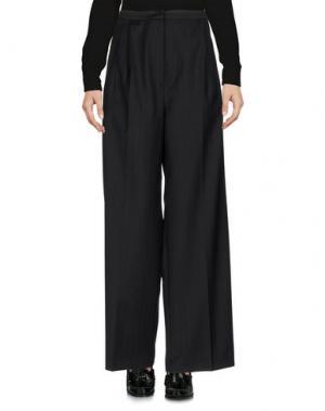 Повседневные брюки TER ET BANTINE. Цвет: стальной серый