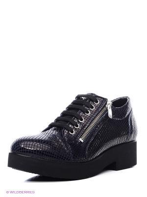 Ботинки Roccol. Цвет: темно-синий, черный