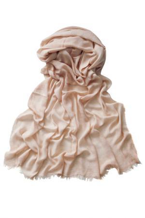 Палантин Laccom. Цвет: розовый