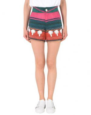 Пляжные брюки и шорты ÁGUA DE COCO por LIANA THOMAZ. Цвет: фуксия