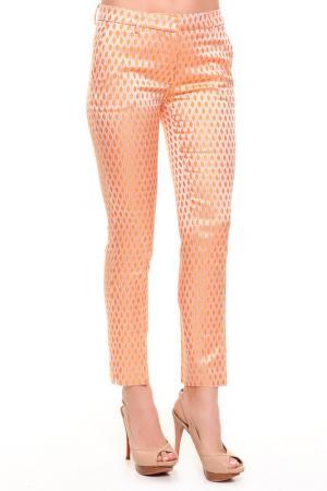 Брюки TRES CHIC S.A.R.T.O.R.I.A.L. Цвет: оранжевый