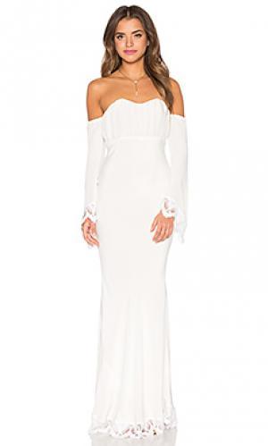 Вечернее платье mariella STONE_COLD_FOX. Цвет: ivory