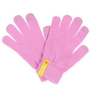 Перчатки  Touchgloves Light Pink TrueSpin. Цвет: розовый