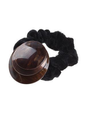 Резинка Gusachi. Цвет: коричневый, черный