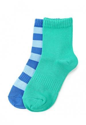 Носки Reima. Цвет: разноцветный