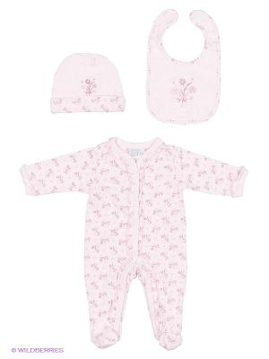 Комплект Cutie Bear. Цвет: розовый, черный