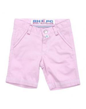 Повседневные брюки BEVERLY HILLS POLO CLUB. Цвет: розовый