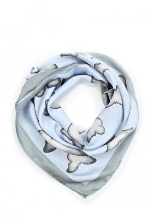 Платок Pur. Цвет: серый