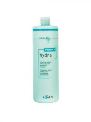 Purify Увлажняющий кондиционер Hydra Conditioner 1000мл. Kaaral. Цвет: светло-зеленый