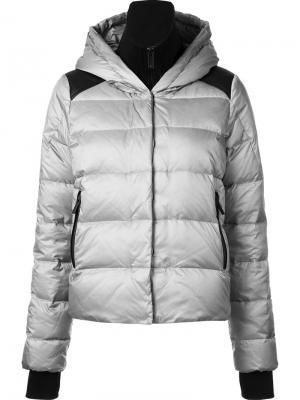 Куртка-пуховик Alala. Цвет: серый