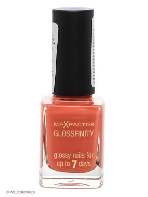 Лак Для Ногтей Glossfinity тон 070 MAX FACTOR. Цвет: оранжевый