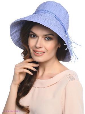 Шляпа Ваша Шляпка. Цвет: синий