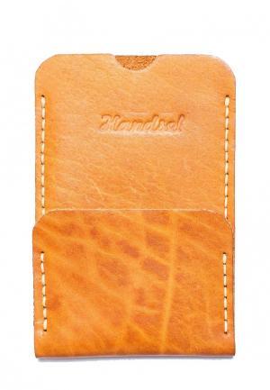Чехол для телефона Handsel. Цвет: оранжевый