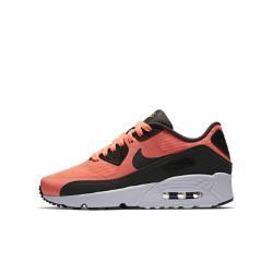 Кроссовки для школьников  Air Max 90 Ultra 2.0 Nike. Цвет: розовый