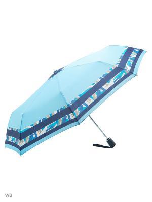 Зонт Doppler. Цвет: бирюзовый